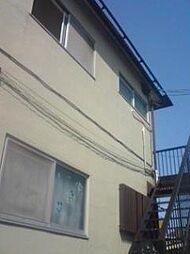 神奈川県横浜市西区東ケ丘の賃貸アパートの外観
