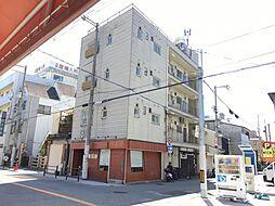 日野マンション[4階]の外観