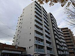 神奈川県横浜市南区二葉町1の賃貸マンションの外観