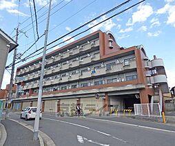 京都府京都市北区北野西白梅町の賃貸マンションの外観
