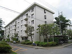 内野東団地[5階]の外観
