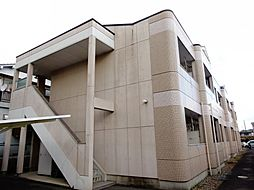 メロディーハイム[1階]の外観