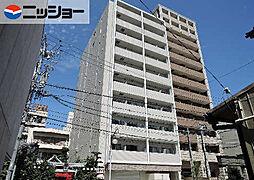 パークフラッツ新栄[8階]の外観