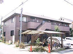 大阪府八尾市東山本新町1丁目の賃貸アパートの外観