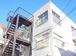 前田ビル[3階]の外観
