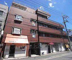 京都府京都市下京区西七条御領町の賃貸マンションの外観