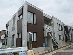 上島コモンコートC[2階]の外観