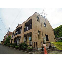 静岡県静岡市葵区南沼上の賃貸マンションの外観