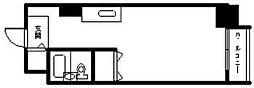 メゾンドノール[718号室]の間取り