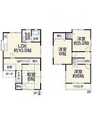 大久保駅 1,698万円