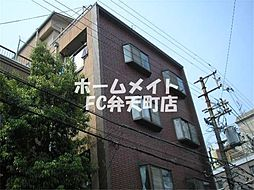 山川マンション[4階]の外観