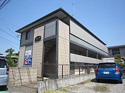 グレイスコート橋本[102号室]の外観
