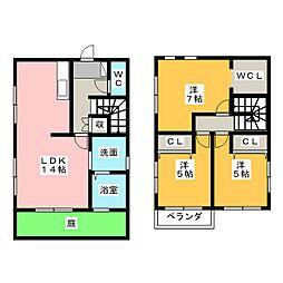大矢知駅 9.0万円