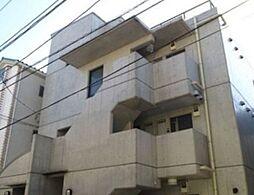 東京都北区赤羽南2丁目の賃貸マンションの外観