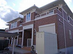 大阪府堺市南区野々井の賃貸アパートの外観