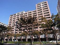 リーセントヒルズステーションフロントG棟[7階]の外観