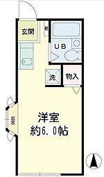 妙蓮寺駅 4.6万円