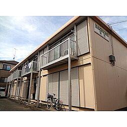 静岡県浜松市中区鴨江2丁目の賃貸アパートの外観