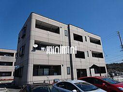 愛知県日進市竹の山3丁目の賃貸マンションの外観