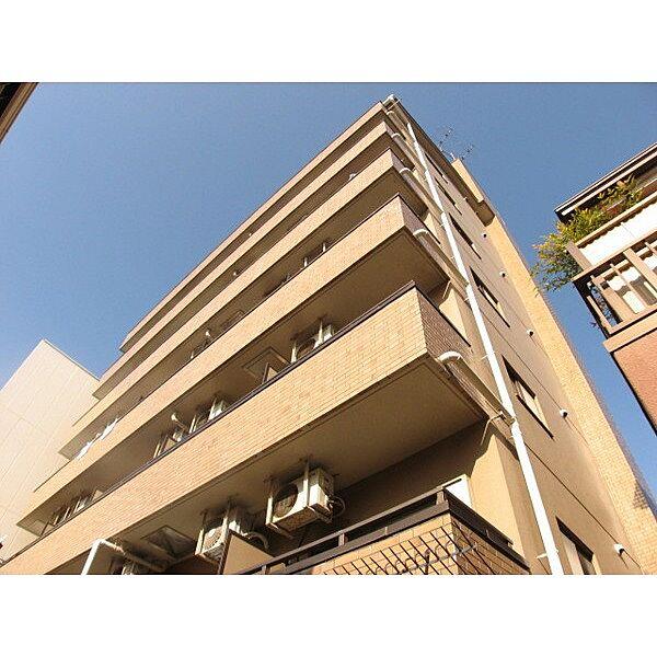 朝日プラザ塚本II[4階]の外観