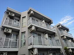 神奈川県川崎市高津区末長3の賃貸マンションの外観