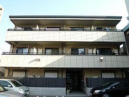 大阪府吹田市泉町3丁目の賃貸マンションの外観