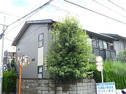 東京都練馬区早宮4丁目の賃貸アパートの外観
