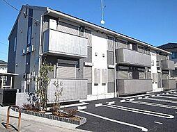 メゾンクレールE[1階]の外観