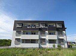 福岡県北九州市若松区大字塩屋の賃貸アパートの外観