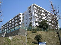 神奈川県横浜市青葉区藤が丘2丁目の賃貸マンションの外観