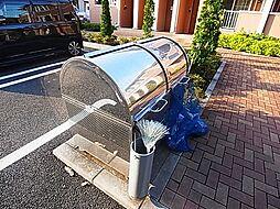 千葉県柏市大島田の賃貸アパートの外観