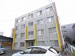 サザンフィールド東札幌[105号室]の外観