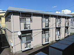 シティハイム青山B棟[105号室]の外観