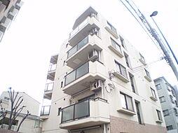 兵庫県神戸市東灘区御影中町5丁目の賃貸マンションの外観