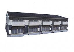 (仮称)D-room田寺東[106号室]の外観
