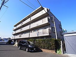 埼玉県三郷市三郷1丁目の賃貸マンションの外観