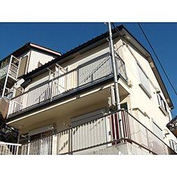 神奈川県横浜市旭区白根町の賃貸アパートの外観