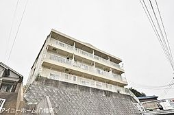 ロフトマンション本城東[2階]の外観