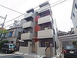 東京都荒川区南千住2丁目の賃貸マンションの外観