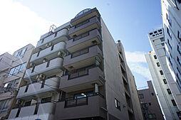 兵庫県神戸市中央区多聞通2町目の賃貸マンションの外観