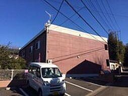 小田急江ノ島線 湘南台駅 バス18分 打戻大仲下車 徒歩7分の賃貸アパート