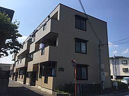 大阪府高槻市大冠町2丁目の賃貸アパートの外観