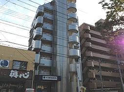 宮城県仙台市太白区泉崎1丁目の賃貸マンションの外観