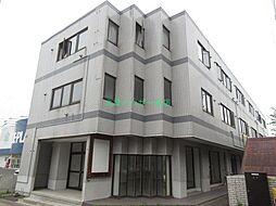 北海道札幌市東区北三十四条東8丁目の賃貸アパートの外観