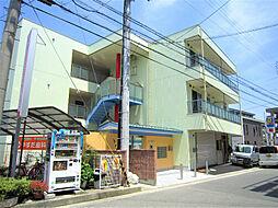 ルミー羽倉崎[2階]の外観