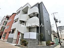 JR東海道・山陽本線 新長田駅 徒歩4分の賃貸アパート