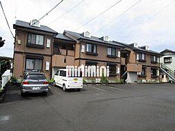 静岡県藤枝市高柳3丁目の賃貸アパートの外観