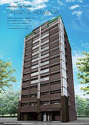 アクタス福岡県庁前グラシア[2階]の外観