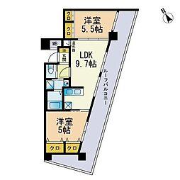 中洲川端駅 10.7万円