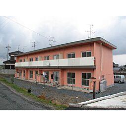 山下アパート[3号室]の外観